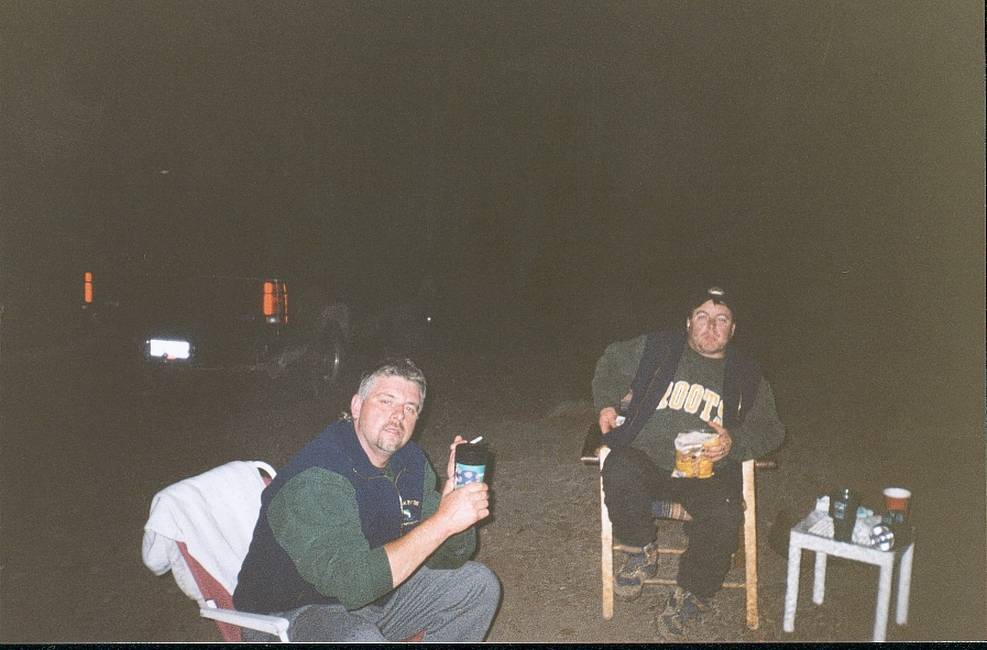 Phil & Eddy - Roche Lake 2000
