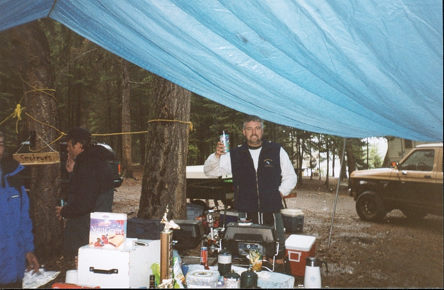 Phil - Roche Lake 2000
