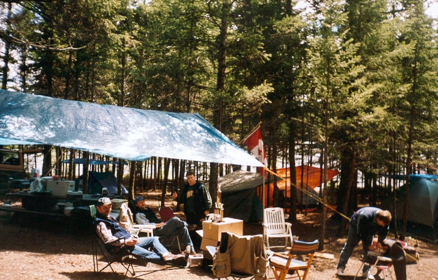 Roche - Base camp 2000